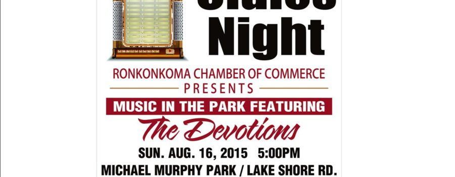 2015 Summer Music in the Park